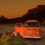 Volkswagen bij dawn